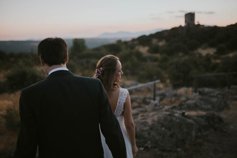 boda en MADRID, Monte de los Angeles Ricardo y Arantxa-76