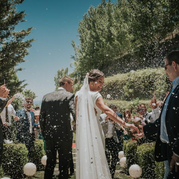 Boda en Finca Villa palma Marbella. Sara y Juan