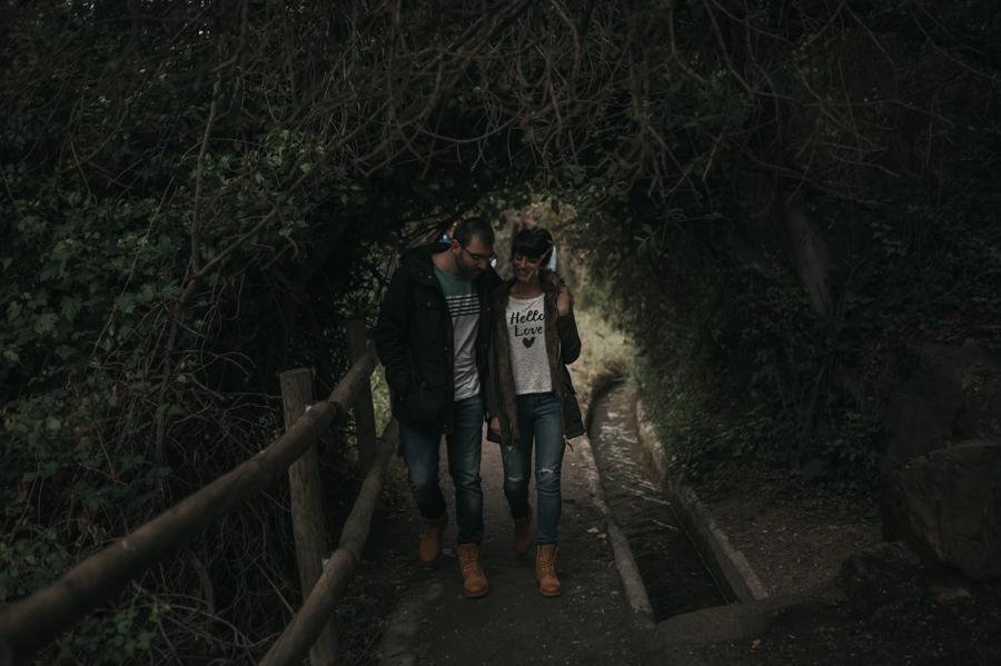 Boda en Granada, Vero y luis-12