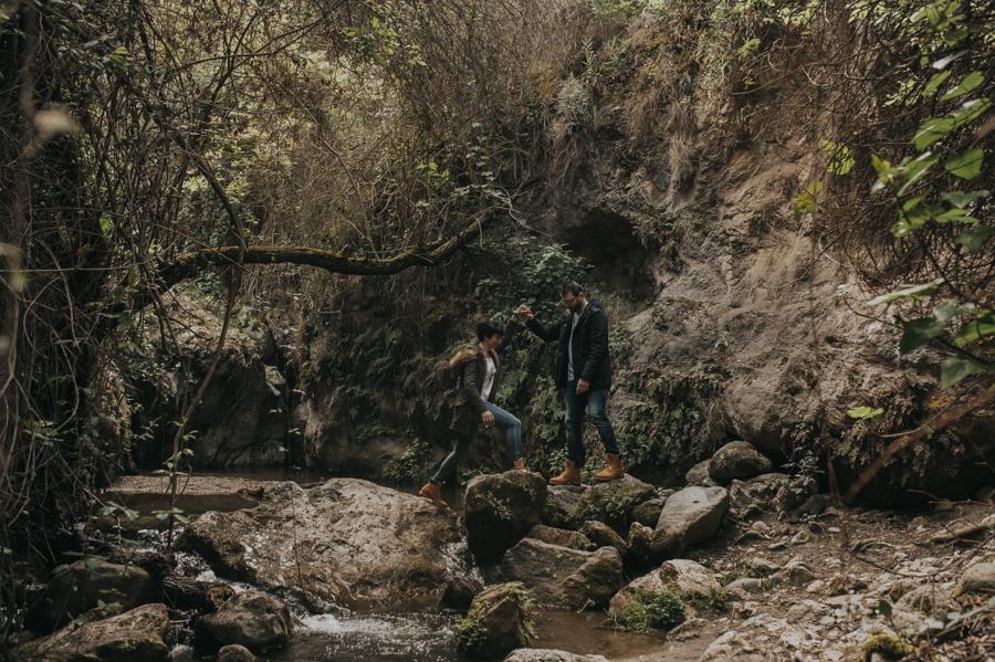 Boda en Granada, Vero y luis-9