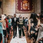 boda en Toledo,