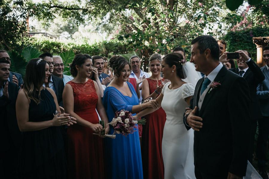 boda casilla de madera
