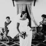 boda casilla de madera churriana