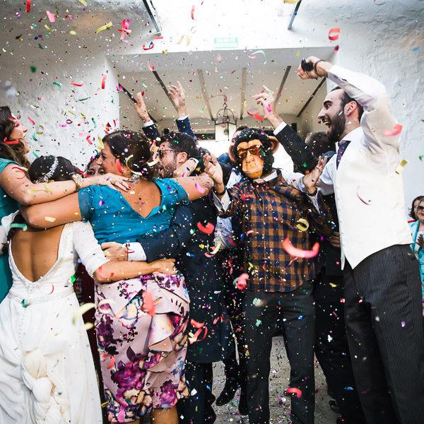 Fotos de la Celebración Boda en Antequera Susana y Manuel.