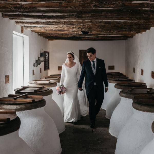 Baena Almazara Nuñez de Prado Boda Carlos + Maria