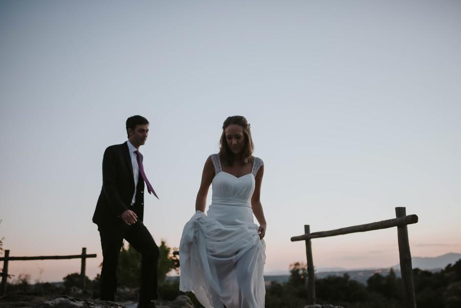boda en MADRID, Monte de los Angeles Ricardo y Arantxa-79