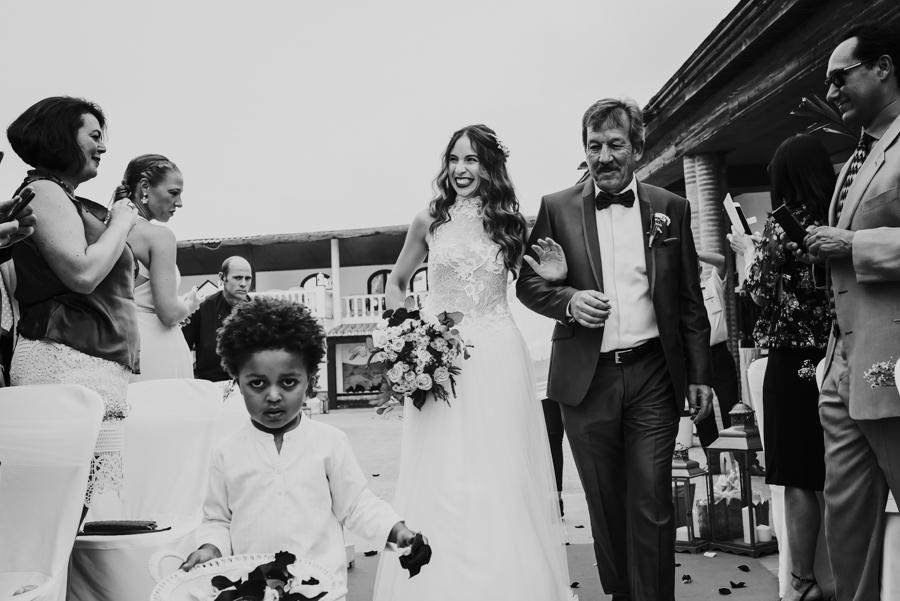 boda en Torre del mar